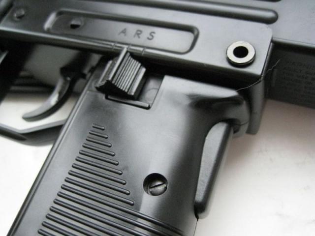 Отличный пневматический пистолет KWC