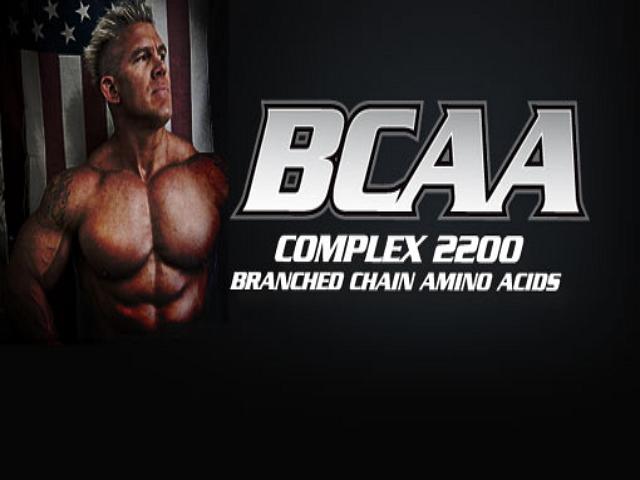 Роль спортивного питания BCAA для спортсмена