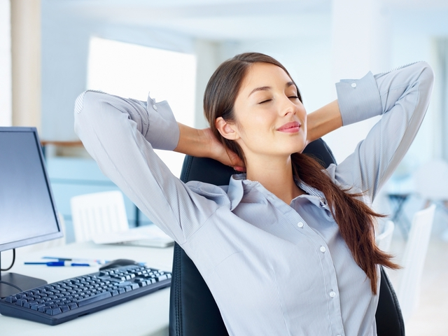 Фитнес на работе как профилактика шейного остеохондроза